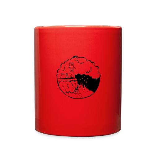 Beach - Full Color Mug