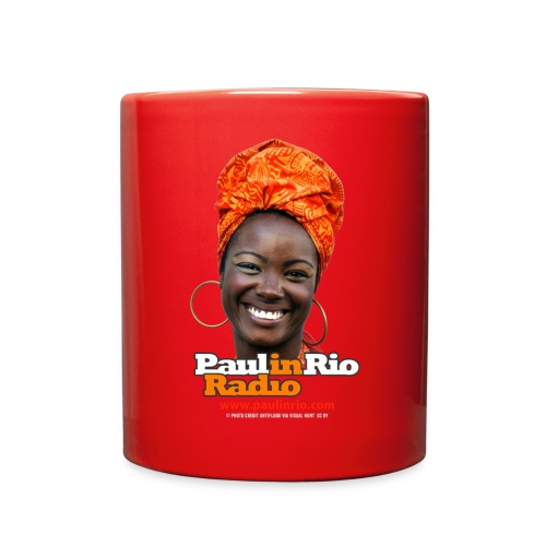 Paul in Rio Radio - Mágica garota - Full Color Mug