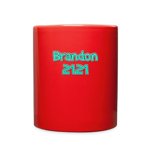 button - Full Color Mug