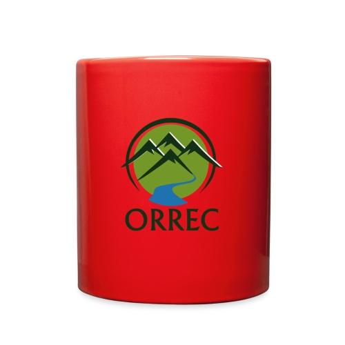 The ORREC LOGO - Full Color Mug