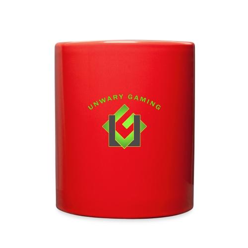 Unwary Gaming Logo - Full Color Mug