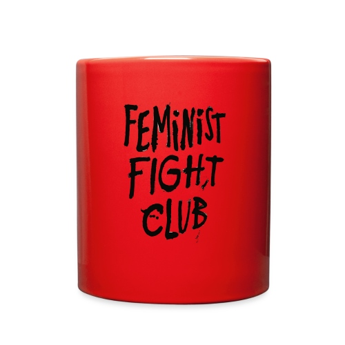 Feminist Fight Club - Full Color Mug