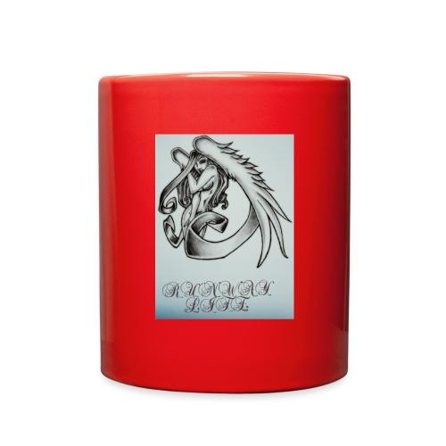 Midnight angel - Full Color Mug