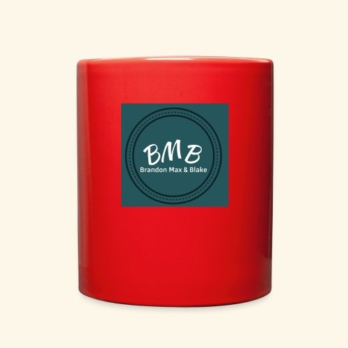 BMB test - Full Color Mug