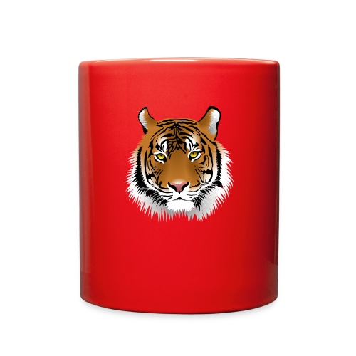 tiger - Full Color Mug