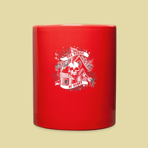hoh_tshirt_skullhouse - Full Color Mug