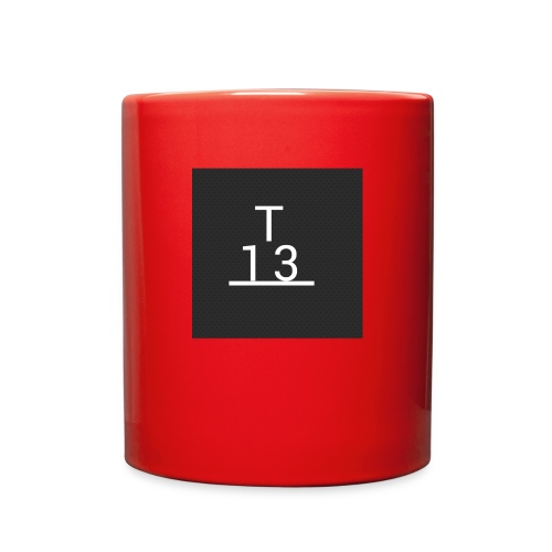 team 13 merch - Full Color Mug