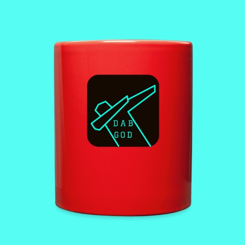 Dab God - the original - Full Color Mug
