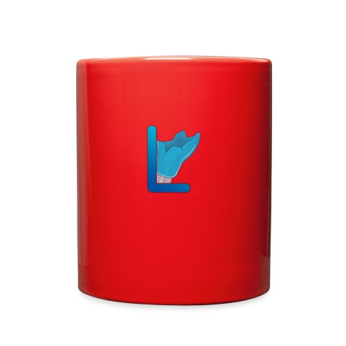 Small LuxStudios Logo - Full Color Mug