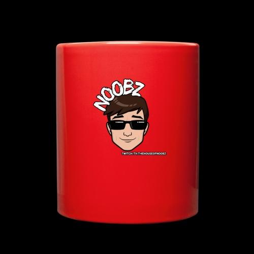Noobz Head - Full Color Mug