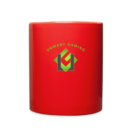 Unwary Gaming Logo - Full Color Mug