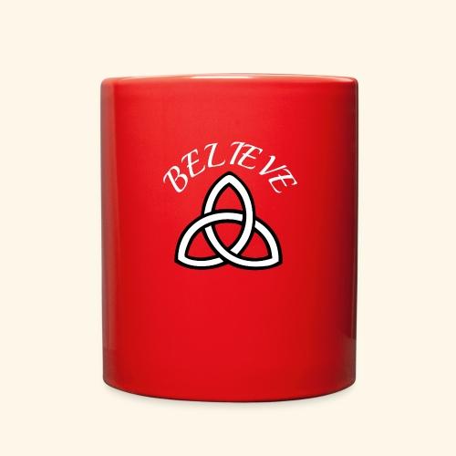 celtic pride believe TEE - Full Color Mug