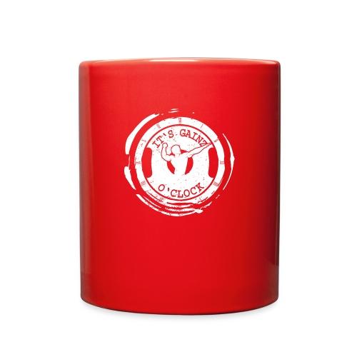 It's Gainz O'Clock - Full Color Mug