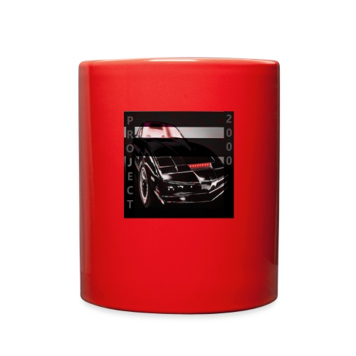 PROJECT 2000 - Full Color Mug