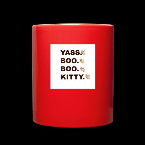 Boo boo kitty - Full Color Mug