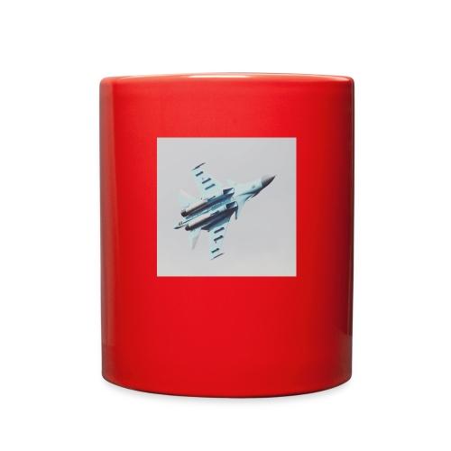 Bomber Flyer - Full Color Mug