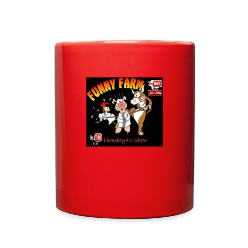 Farmboy45 - Full Color Mug