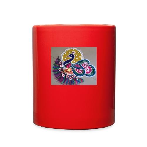 Muggu1 - Full Color Mug