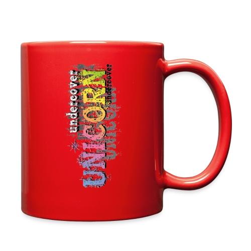Undercover Unicorn - Full Color Mug