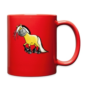 fjord_horse - Full Color Mug