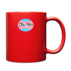She/Her - Full Color Mug