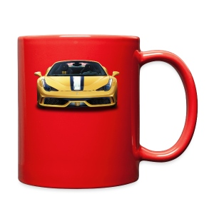 Ferrari 458 Speciale - Full Color Mug