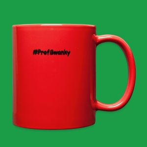 #ProfSwanky - Full Color Mug