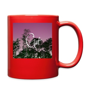 Pink Forest Gart - Full Color Mug