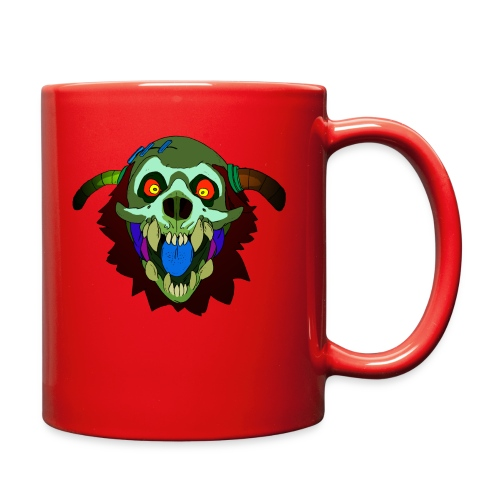 Dr. Mindskull - Full Color Mug
