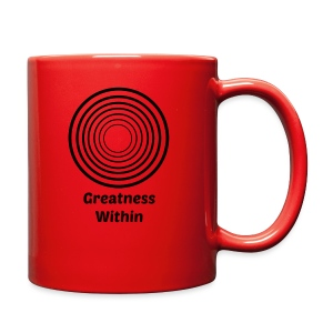 Greatness Within - Full Color Mug