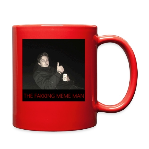 The Fakking Meme Man - Full Color Mug