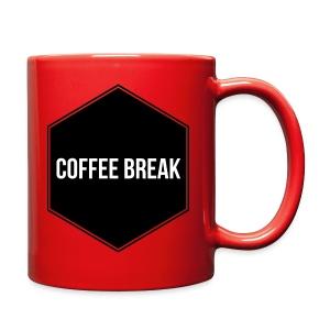 Coffee Break logo - Full Color Mug