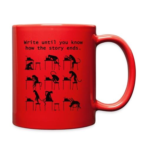 Write Until You Know - Full Color Mug