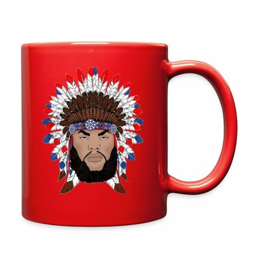Dane Calloway American Indian Logo - Full Color Mug