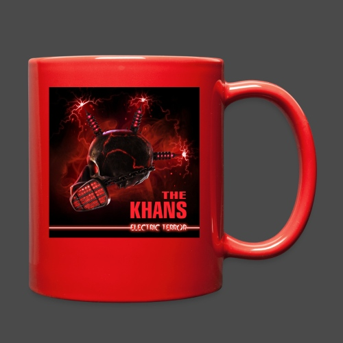 Electric Terror (Red) - Full Color Mug