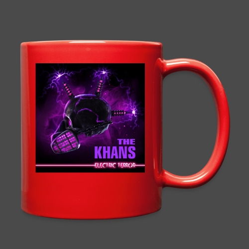 Electric Terror (Purple) - Full Color Mug