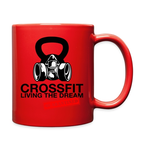 CROSSFIT LTQD - Full Color Mug