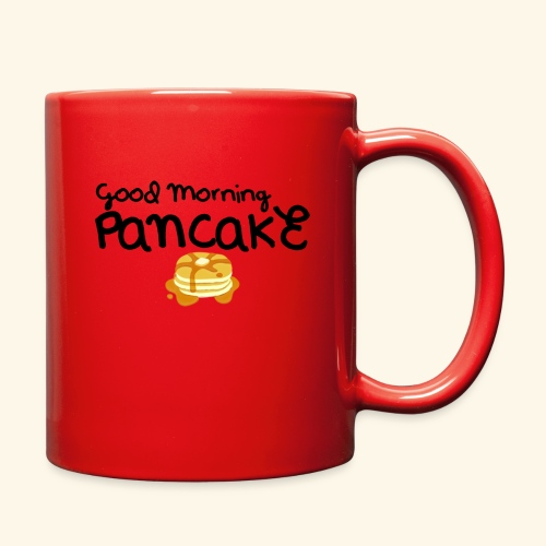 Good Morning Pancake Mug - Full Color Mug