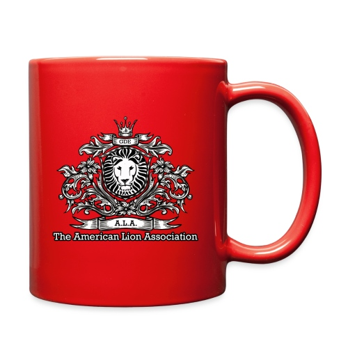 ALA Logo Black White - Full Color Mug