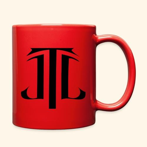 JLT Letters Only - Black - Full Color Mug