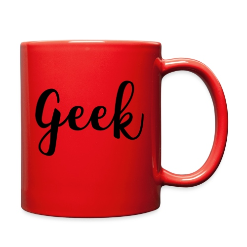 geek - Full Color Mug
