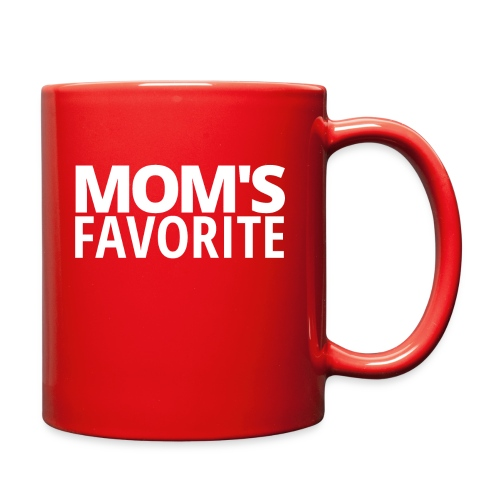 MOM'S FAVORITE - Full Color Mug