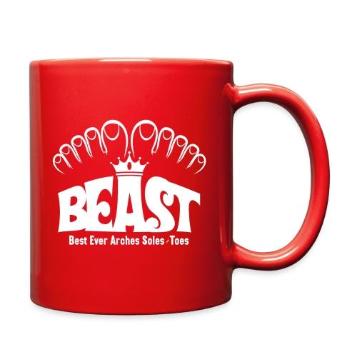 BEAST (Hers) - Full Color Mug