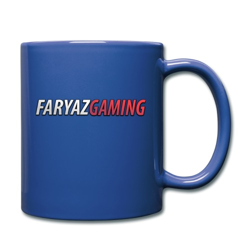 FaryazGaming Text - Full Color Mug