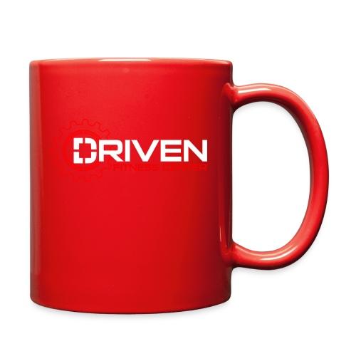 Driven Fitness Horizontal Logo - Full Color Mug