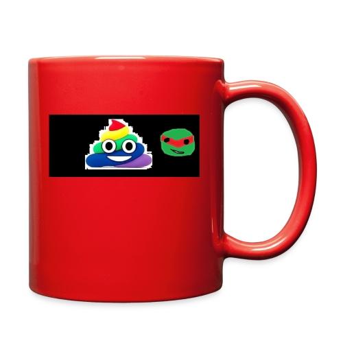 ninja poop - Full Color Mug