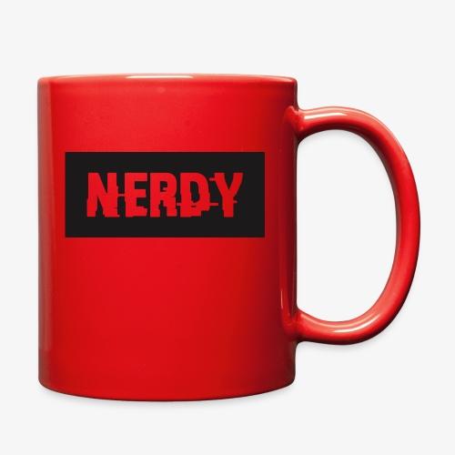 NerdyMerch - Full Color Mug