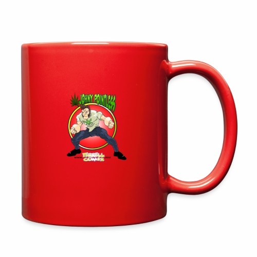 Johny Pointless T Shirt - Full Color Mug