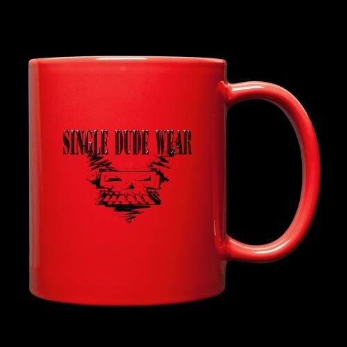 SDW Skull Big - Full Color Mug