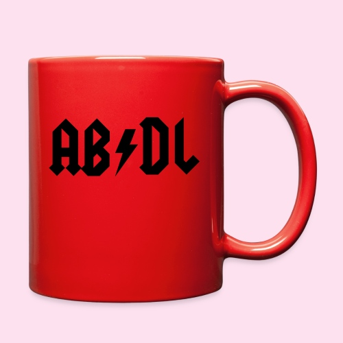 ABDL Rock - Full Color Mug